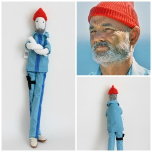 Inspired in Captain Zissou