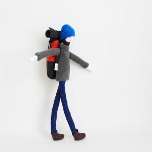 Backpacker Sicrano